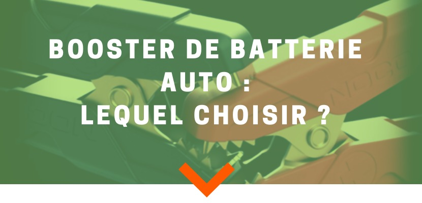 Best auto battery booster: which one to choose for your car?