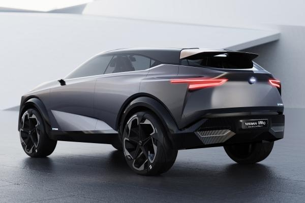 New Nissan IMQ concept previews the next Qashqai