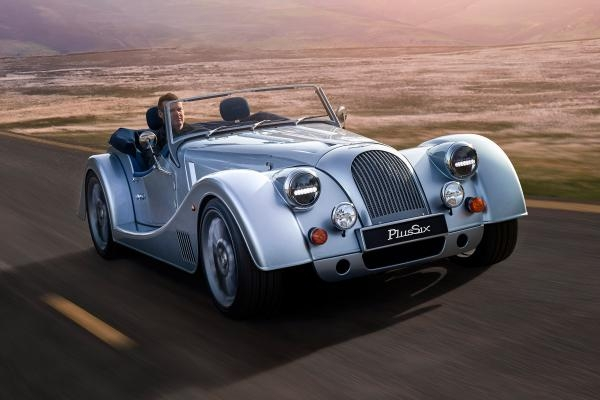 All-new Morgan Plus Six breaks cover with 335bhp