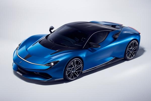 New Pininfarina Battista is the most powerful road-legal car ever