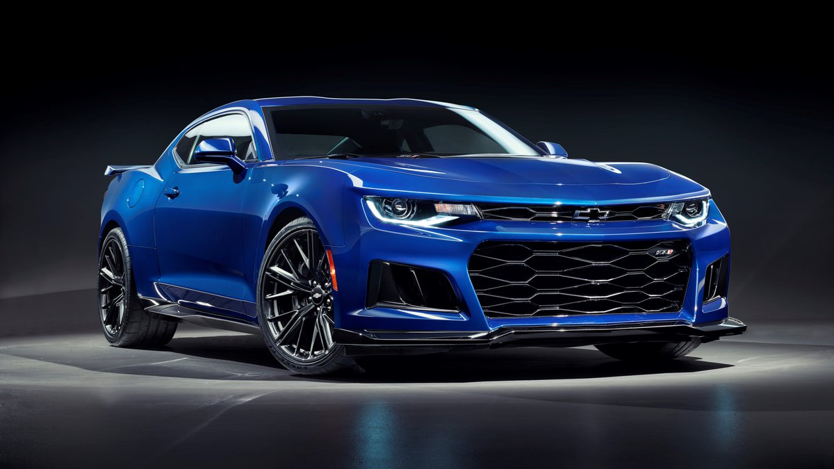 HSV confirms 485 kW Chevrolet Camaro ZL1 More power and performance for the local coupe.
