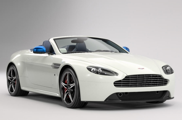 Aston Martin V8 Vantage S Great Britain edition revealed